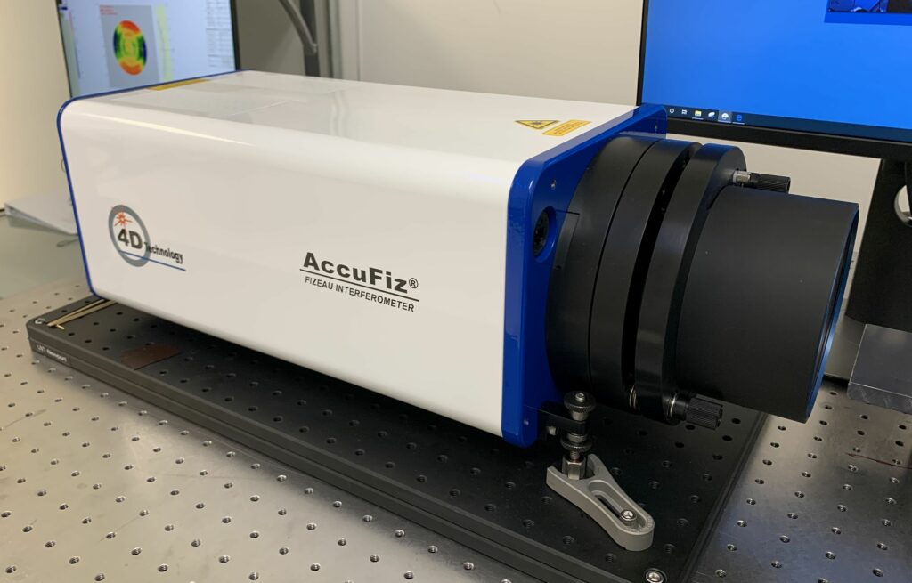 4D AccuFiz - Metrology Advances to 1.6µm